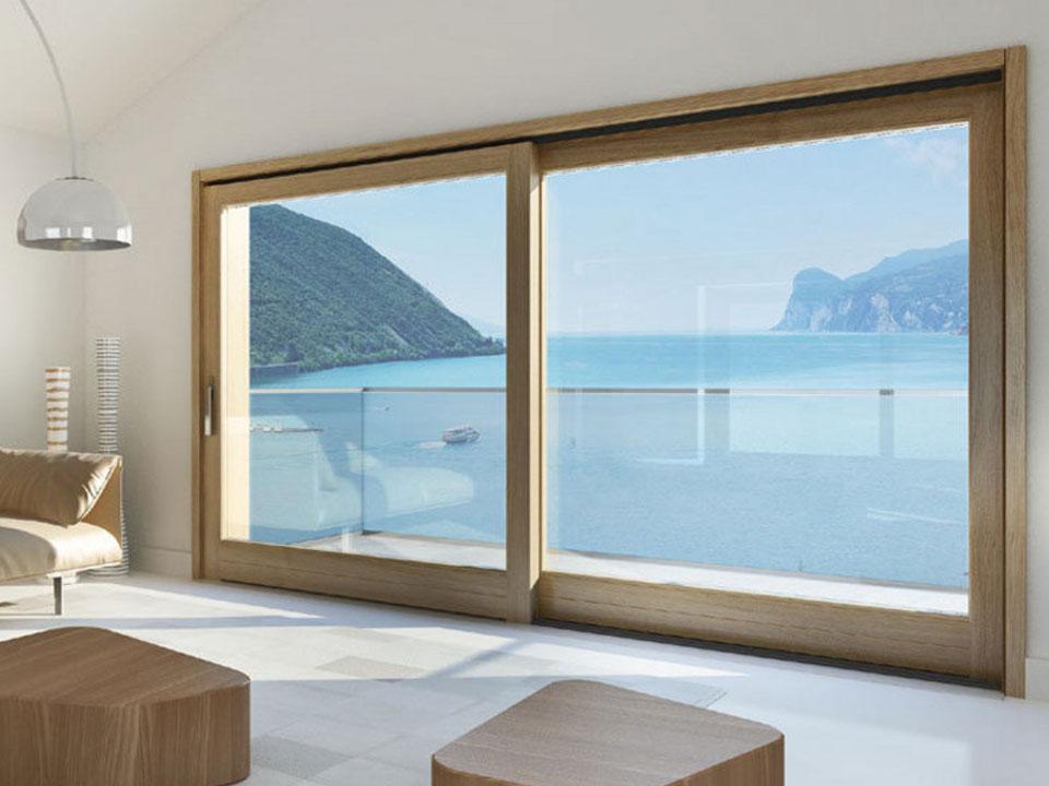 Oak Window System