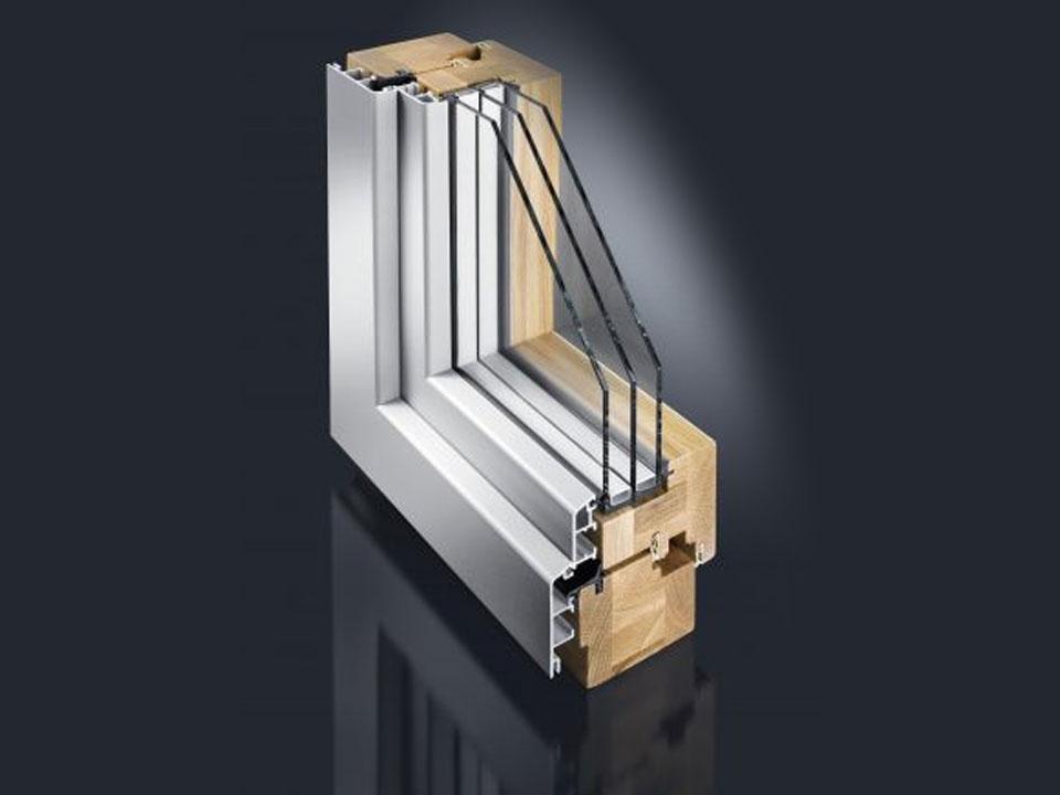 Wood-Alu Window & Door System