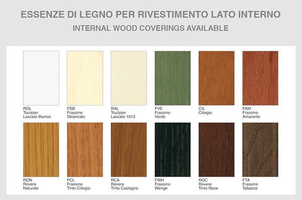Internal Wood Coverings